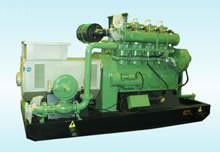 120kW-180kW Biogas Generator Set