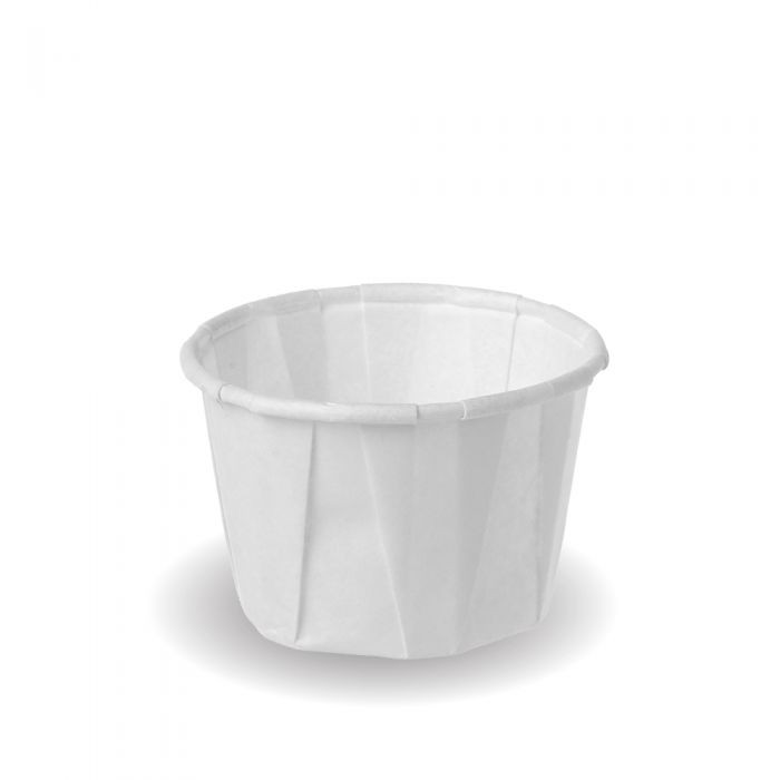 1OZ PAPER SOUFFLE POT