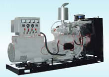 24kW-160kW Natural Gas Generator Set