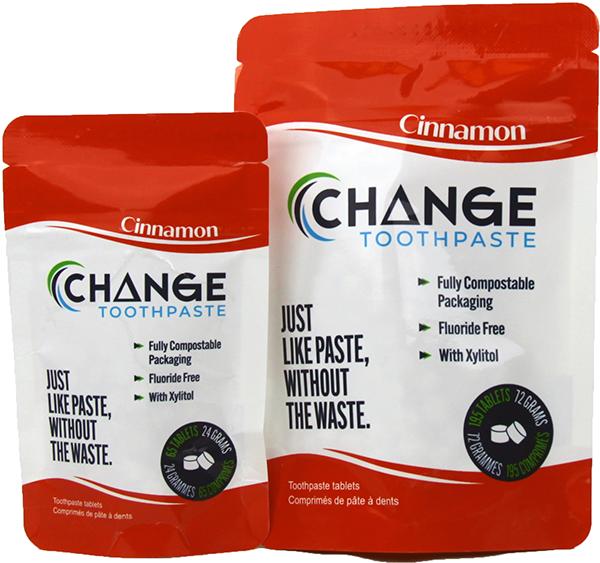 Cinnamon Toothpaste Tablets