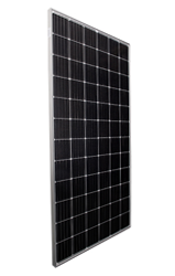 345W - DOUBLE GLASS SOLAR MODULE