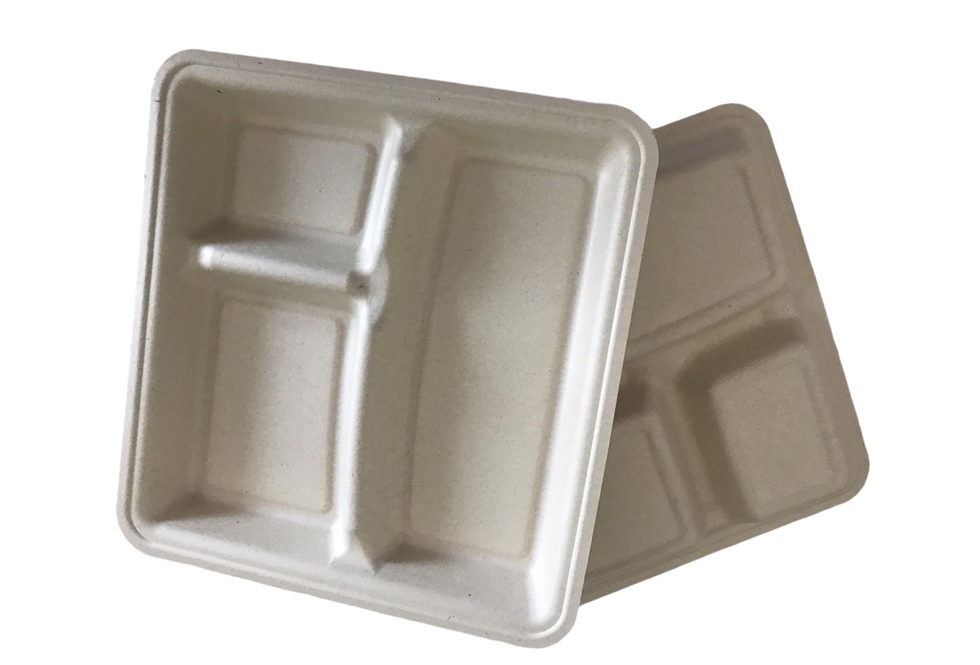 3CP Square Plate