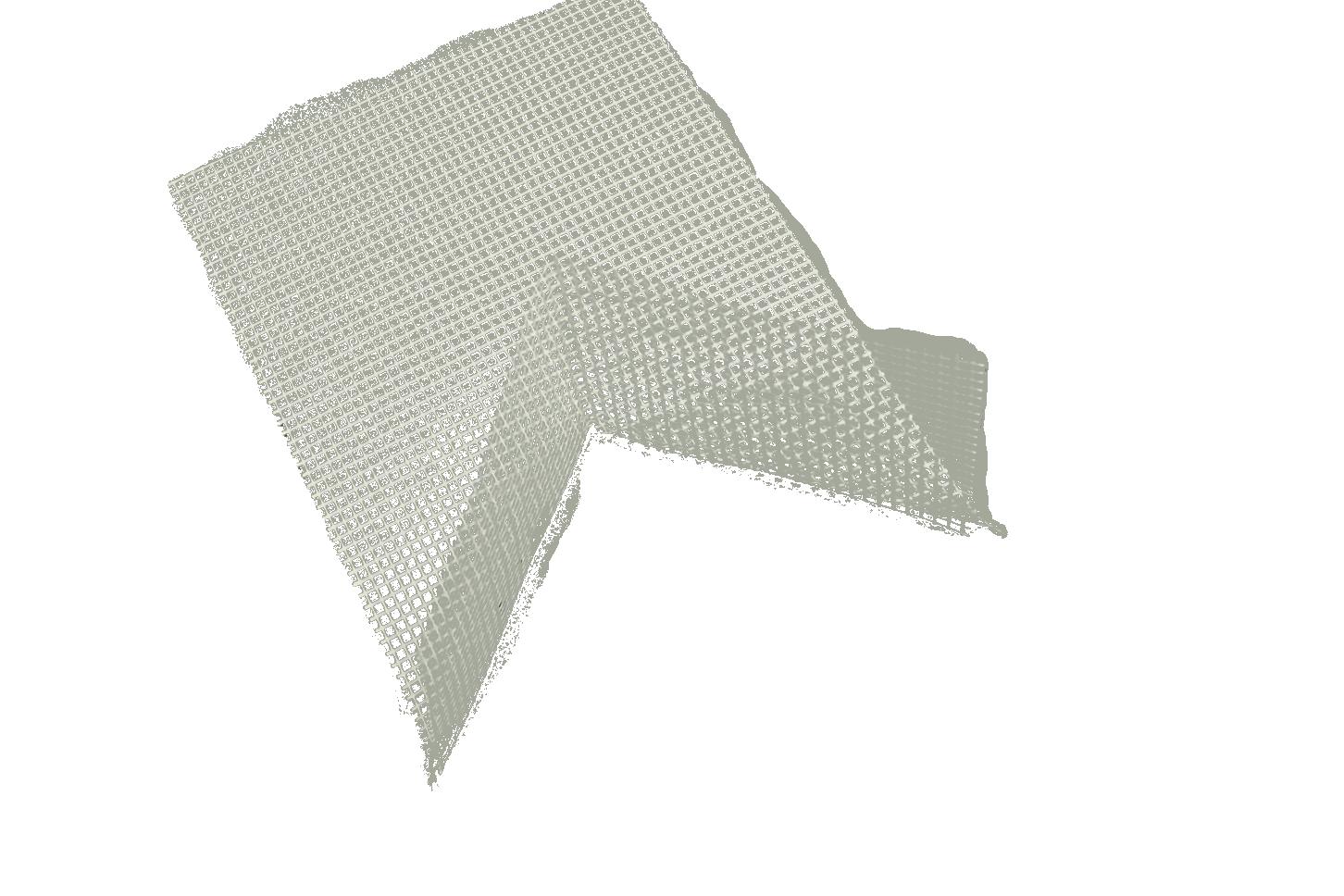 3D Corner Strengthening Mesh – UdiREINFORCEMENT