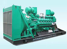 500kW Natural Gas Generator Set