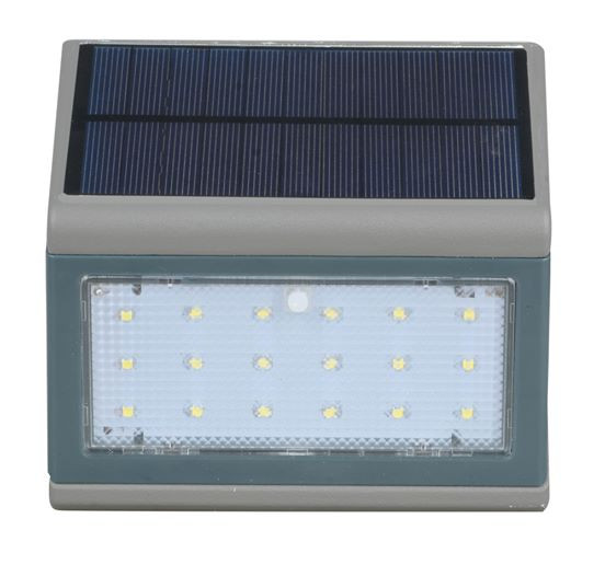 5W Solar LED Wall Light