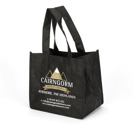 6 Premium Beer Bottle Bag
