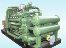 600kW Low Concentration Gas Generator Set