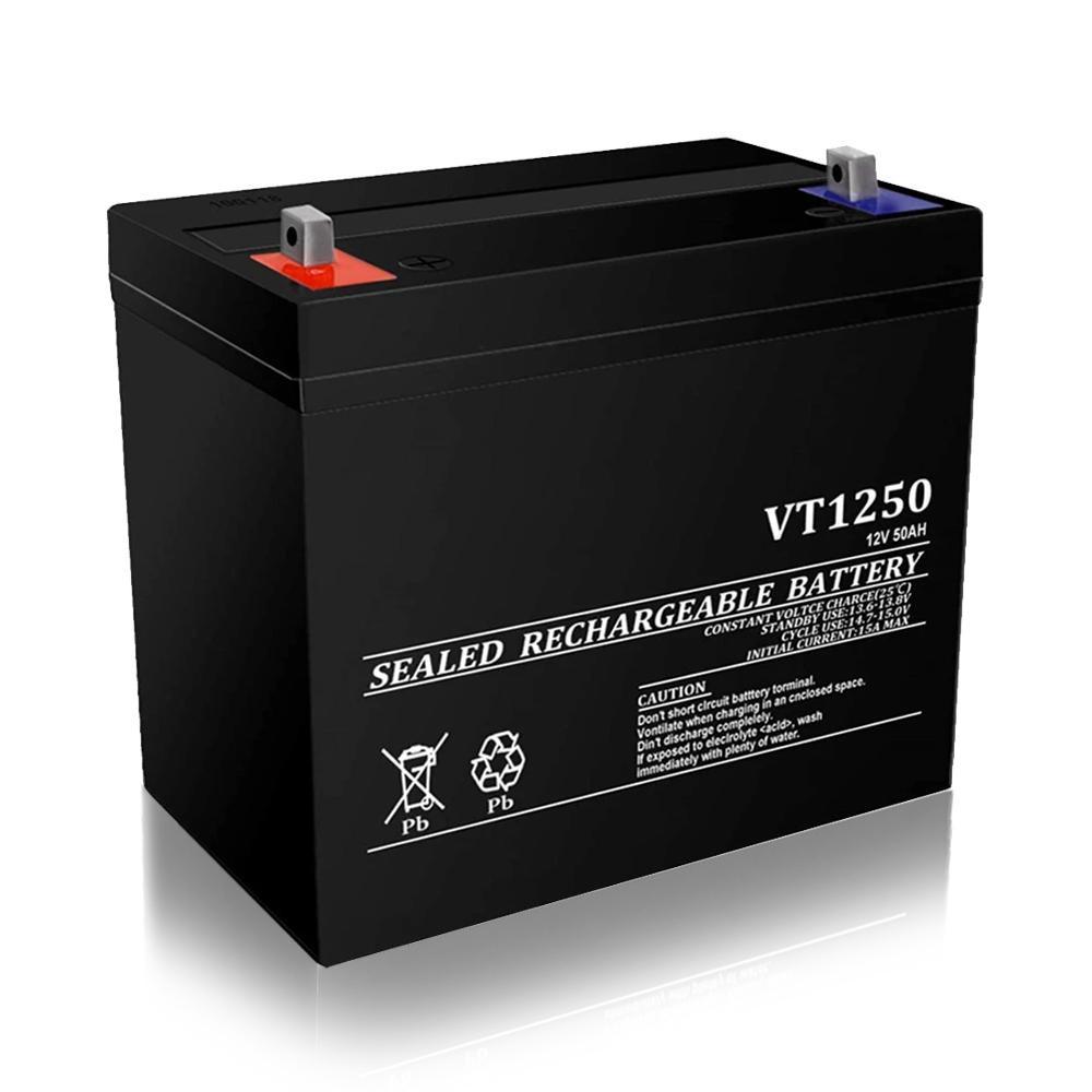 7Ah & 50Ah 12V AGM Deep Cycle Battery