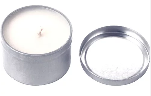 8 oz. All Natural Soy Candle Travel Tin