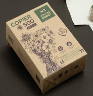 A4 Copier Paper - 80 GSM 500 sheets
