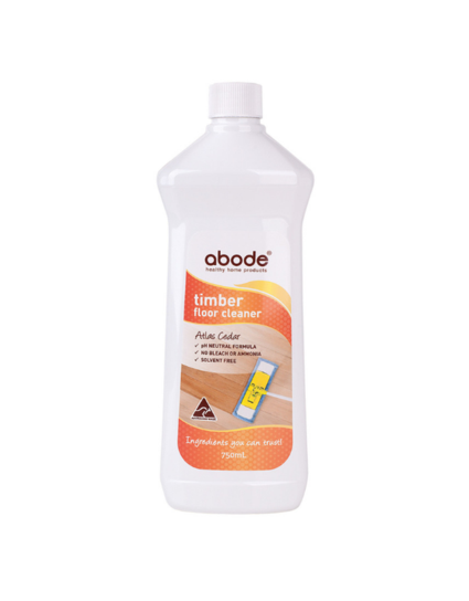 Abode - Timber Floor Cleaner Atlas Cedar