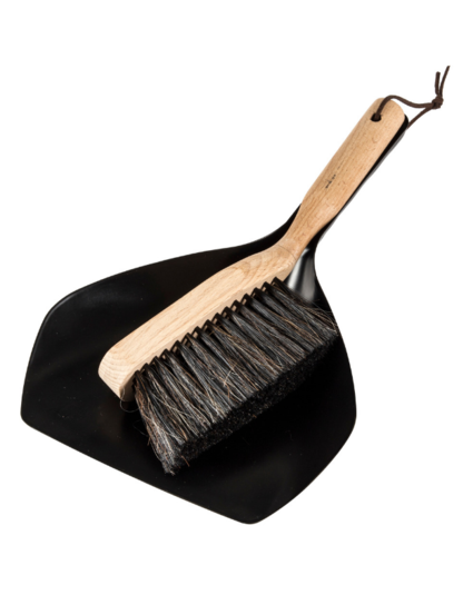 Academy - Dickens Dustpan with Brush Set