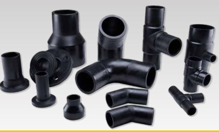 AGRULINE fittings from PE 100-RC