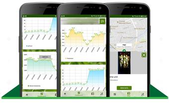 Air Grow Mobile App