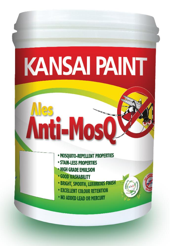 Ales Anti Mos-Q