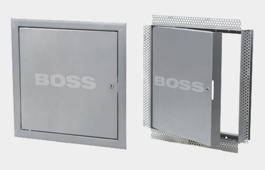 All metal access panels