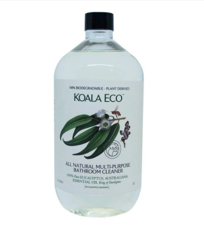 All Natural Multi-Purpose Bathroom Cleaner - Eucalyptus