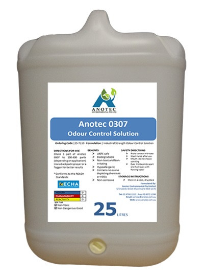ANOTEC 0307 ODOUR CONTROL CLEANER CONCENTRATE