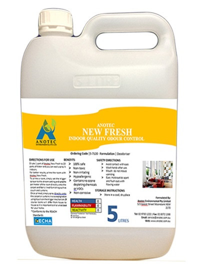 ANOTEC NEW FRESH DEODORISER CLEANER CONCENTRATE