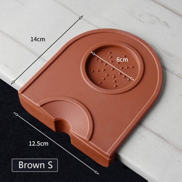 Anti-Slip Silicone Coffee Powder Tamper Mat