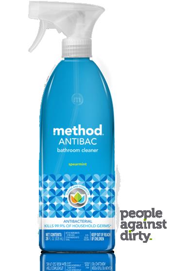 Antibacterial Bathroom Cleaner - Spearmint