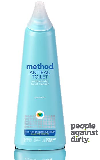 Antibacterial Toilet Bowl Cleaner
