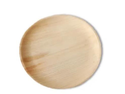 """Areca Leaf Plates Round 12"""" Plate"""