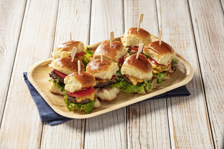 Areca Lunch Tray