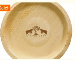 Areca Tableware- Round