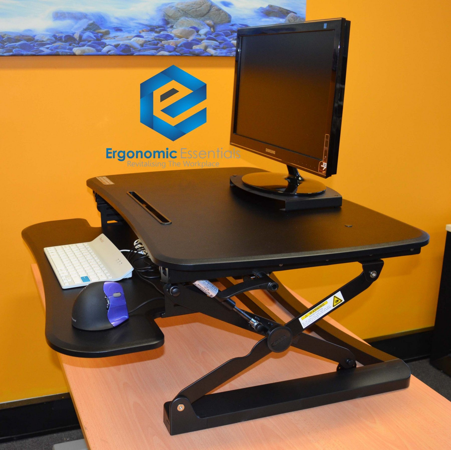 ARISE SIT STAND WORKSTATION