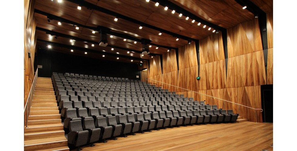 Auditorium Seating FT10 Wrimatic