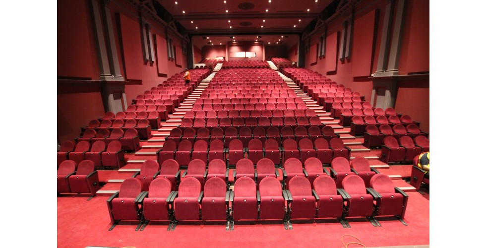 Auditorium Seating  Primera Arctic