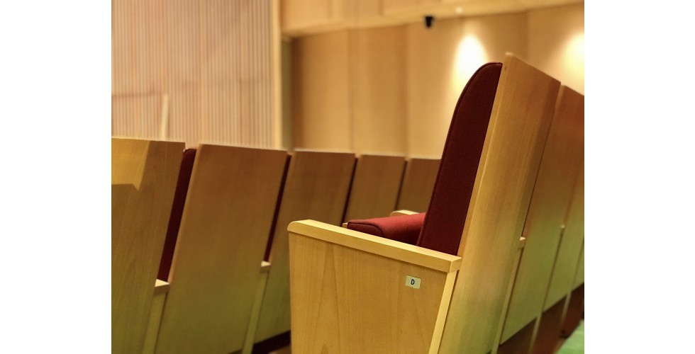 Auditorium Seating Primera ISI