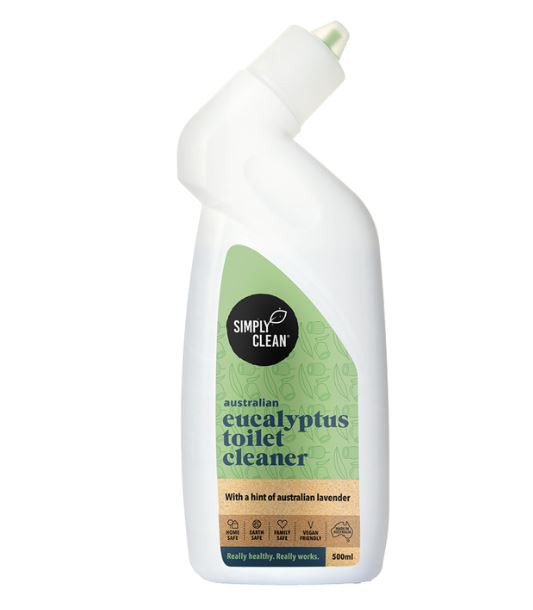 AUSTRALIAN EUCALYPTUS TOILET CLEANER
