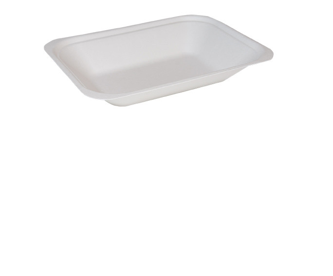 Bagasse Medium Chip Tray