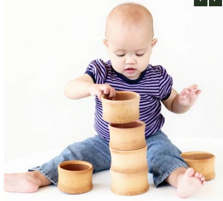 Bamboo Baby's Bowl (6M+)