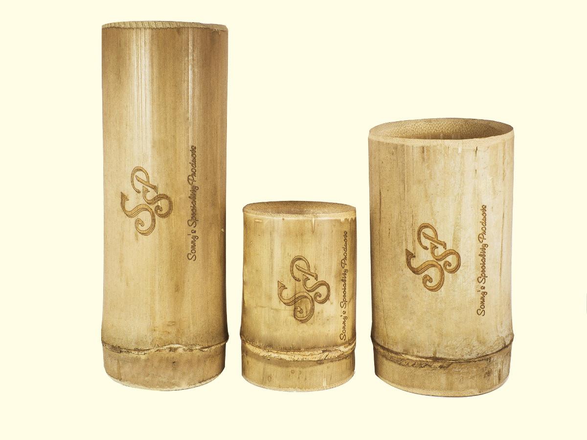 Bamboo Cups / Mugs