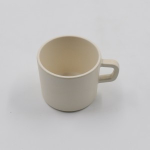 Bamboo Fiber Cup With Handle
