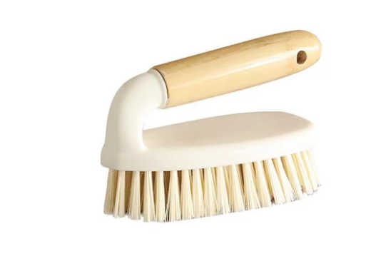 Bamboo Handle Cleaning Brush