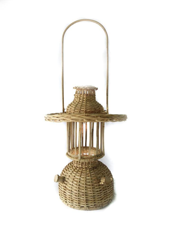 Bamboo Lamps set