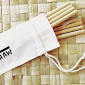 Bamboo Straws - Party 8pk | Your Straw
