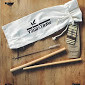 Bamboo Straws - Personal 2pk | Your Straw
