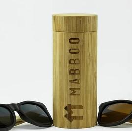 Bamboo Sunglasses Case