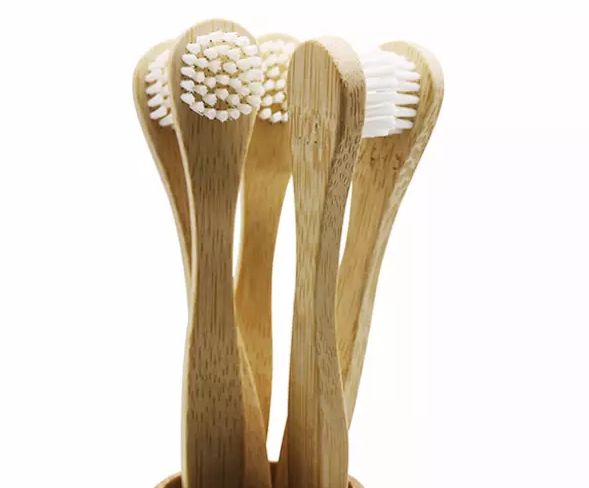 Bamboo Tongue Brush