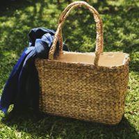 Banana Leaf Beach Bag