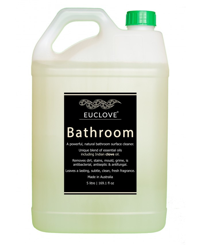 Bathroom Cleaner 5 litre Refill
