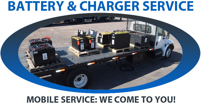 Battery and Charger Service