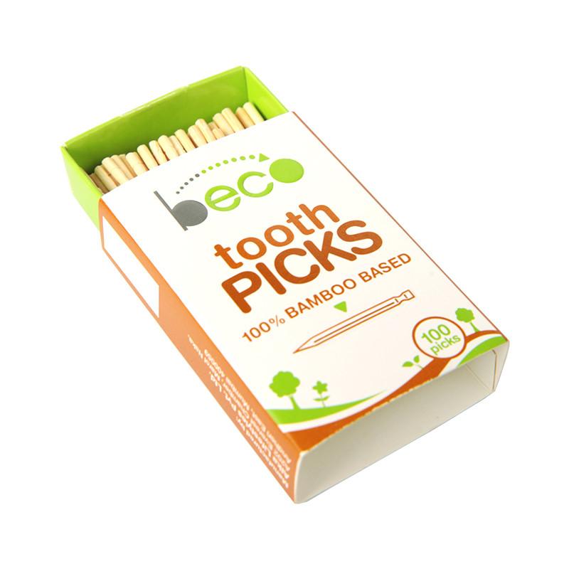 Sustainable Bamboo Toothpick