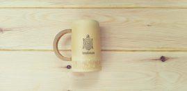 Beer Bamboo Mug