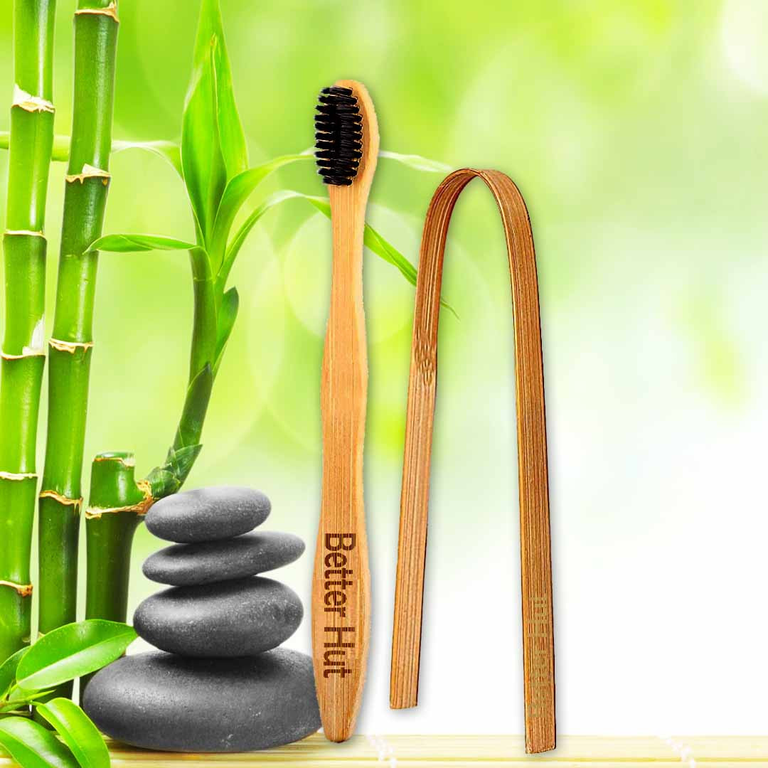 Better Hut Bamboo Tooth Brush